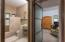 Guest bath and guest bedroom/office