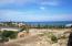 Ocean views from upper part lot
