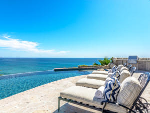 Pool Deck Overlooking Costa Azul