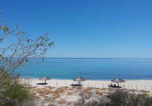 Sea of Cortez beachfront development land