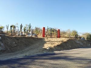 Diamante road access, Diamante Lot, Cabo San Lucas,