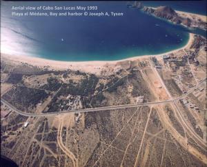 Medano beach, Medano Hotel site, Cabo San Lucas,