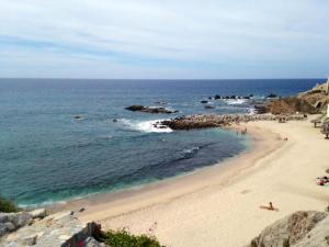 Playa del Rey Lot 16, BEACHFRONT LOT, Cabo Corridor,