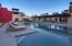 Pueblo Campestre private community pool