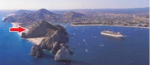 "Terrasol - 1 mile ""private beach"" - walk to town, marina !!"