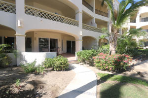 First floor, walks out to the pool and the beach. Watch the sunrise over the Sea of Cortez.