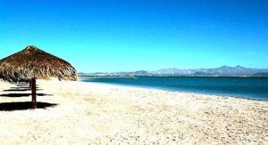 Beachfront, La Playa de El Comitan, La Paz,