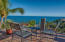 Views to Playa Acapulquito, Querencia Beach Club, Cabo Surf Hotel and Sea of Cortez