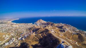 Cerro de la Z, Montaña 2 mares, Cabo San Lucas,