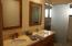 Master Bedroom Ensuite Bathroom features Shower and Tub.