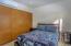 Large Bedroom with plenty of Closet/Storage Space.
