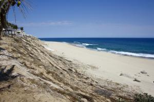 Pristine Beach of Playa Tortuga