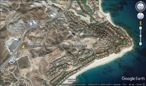 This highway frontage developer parcel is close to Palmilla and El Dorado, and sits just meters away from Rancho Cerro Colorado and Punta Bella