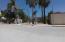 Newly paved street.