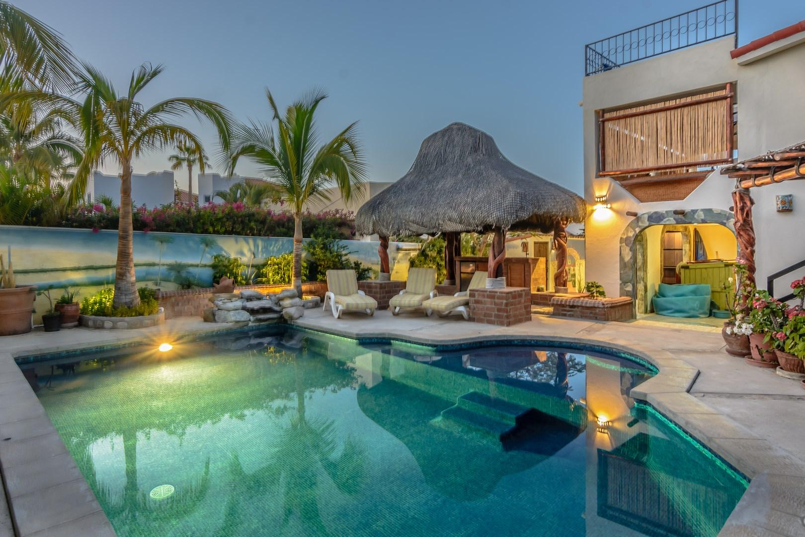 San Jose del Cabo, 4 Bedrooms Bedrooms, ,3 BathroomsBathrooms,House,For Sale,La Jolla, Calle Pescadero,17-920