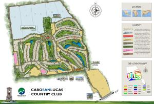 COUNTRY CLUB MAP