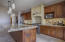 Stunning Kitchen with beautiful Granite Counter tops