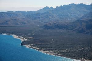 Una de Gato Sur, Land Banking Oceanfront, La Paz,