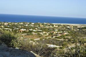 Calle de acceso, Terreno Los Barriles, East Cape,