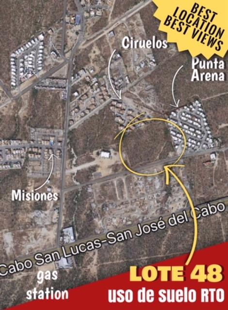Cabo Corridor, ,Land,For Sale,PARCELA 48 TEZAL,16-1833