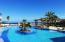 Club Cerralvo Super Size pool!