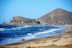 Cerritos, Playa Dos, Pacific,