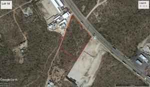 lot 14 HWY 19, ROAD FRONTAGE, Cabo San Lucas,