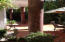 Circular veranda