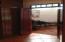 Large closet, before entering studio