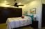 Casita bedroom area
