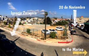 20 de Noviembre y Zaragoza, Lot Canaco, Cabo San Lucas,
