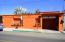 Sonora e/ Abasolo y Topete, Casa Azul, La Paz,
