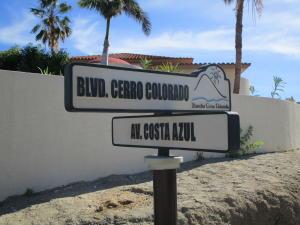 Blvd Cerro Colorado, Tuohy Lot, San Jose Corridor,