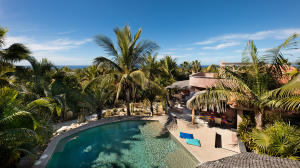Camino del Cielo, Casa Iguana, Pacific,