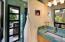 Indoor/outdoor shower and 3 piece bath in guest casita