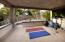 Yoga and exercise pavilion