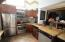 Newer Stainless Steel Appliances in both Kitchens.
