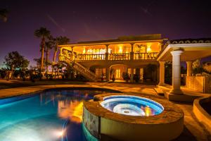 Casa Vista de Golf, Country Club Golf Course, Cabo Corridor,