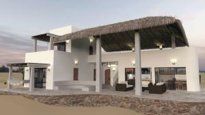 Render front of house