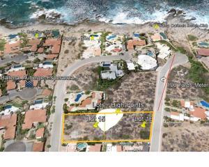 Santa Carmela Blvd., Lot 15 & 16, Cabo Corridor,
