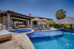 Enjoy many relaxing moments at Casa Los Amigos.