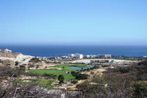 Large View Lot elevated over existing homes with clear Golf and Ocean Views.