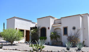 Beautiful 3 bedroom hacienda style home on a large, well-maintained lot