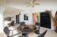 Huge out door living space