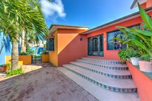 Lote 3 MZA T, Casa Fong, Cabo San Lucas,