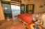 master bedroom with views to the Sea of Cortez