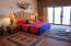 master bedroom with amazing Sea of Cortez views