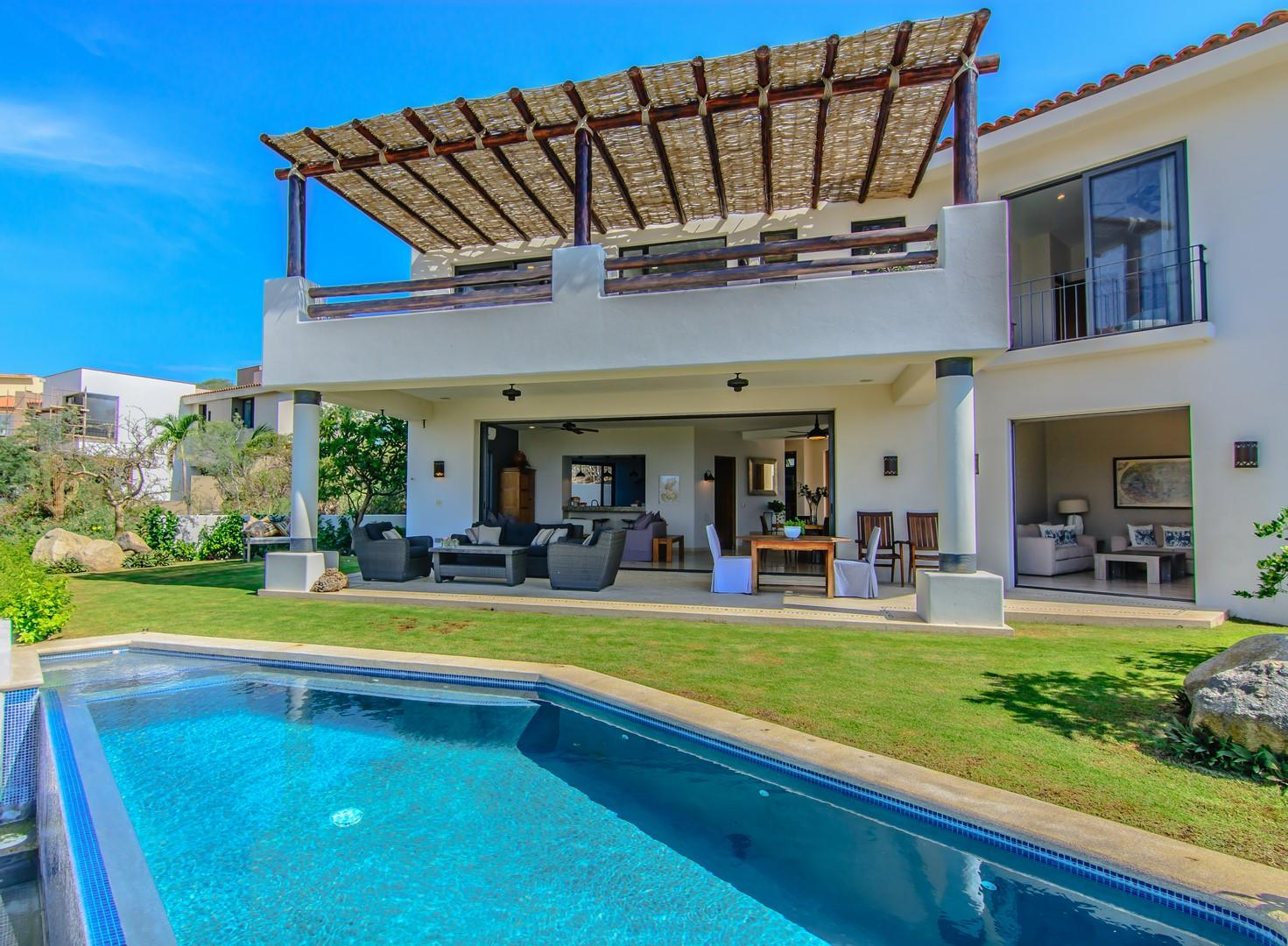 San Jose del Cabo, 4 Bedrooms Bedrooms, ,4 BathroomsBathrooms,House,For Sale,CASA MAYTE,18-2313