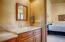 Luxurious en-suite in the guest quarters