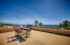 Rooftop terrace with stunning views of the Sea of Cortez and surrounding mountains
